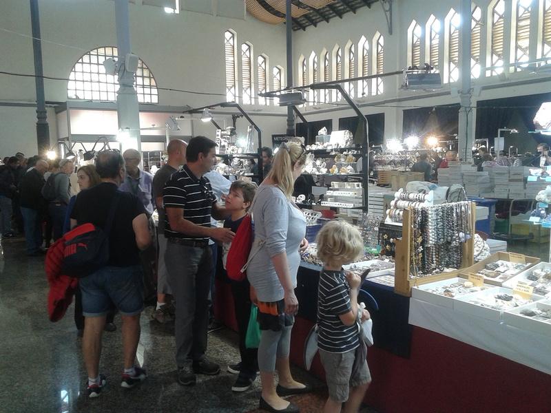 XXI Feria de Minerales y Fósiles de La Unión  20170433