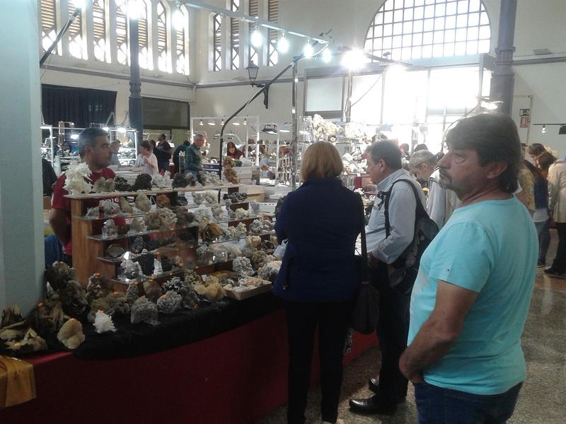 XXI Feria de Minerales y Fósiles de La Unión  20170435