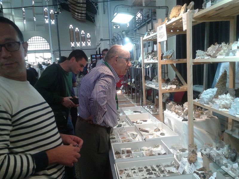 XXI Feria de Minerales y Fósiles de La Unión  20170438