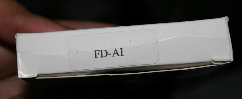 adaptador fd fl canon a cuerpo nikon Adapta10