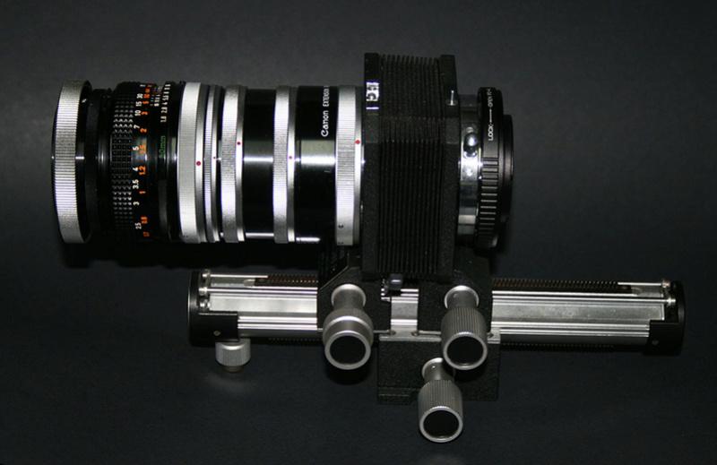 adaptador fd fl canon a cuerpo nikon Adapta13
