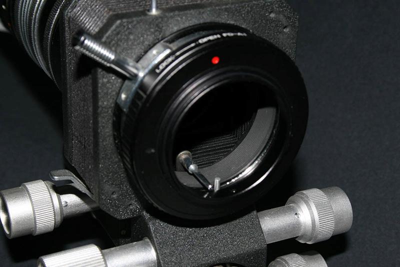 adaptador fd fl canon a cuerpo nikon Adapta15