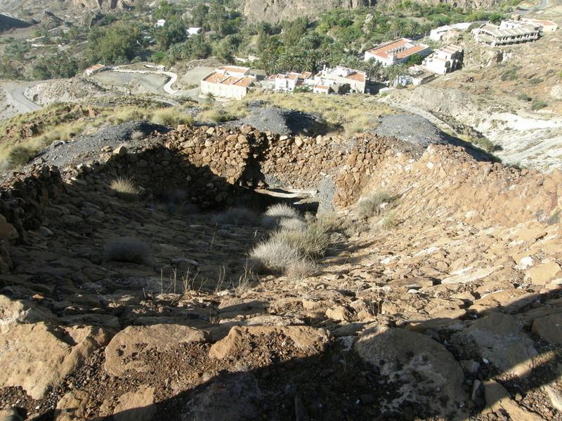 """Mina """"El descuido"""" Sierra de Alhamilla, Pechina (Almería) B10"""