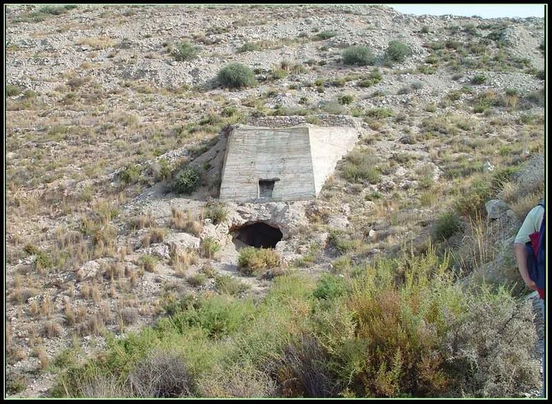 MINAS DEL CERRO DEL TORO, MOTRIL (Granada) - MINA PEPITA Entrad10