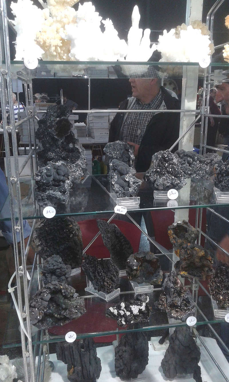 XXI Feria de Minerales y Fósiles de La Unión  Estan017