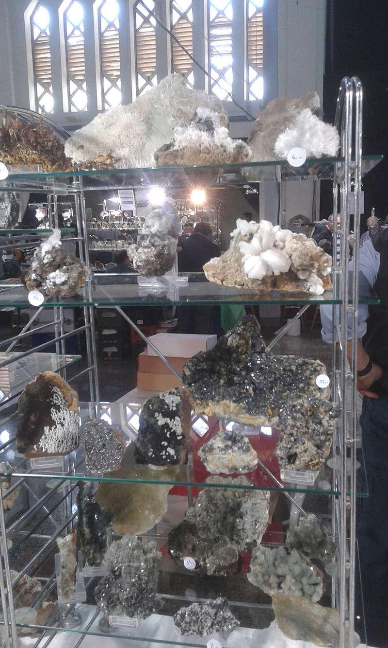 XXI Feria de Minerales y Fósiles de La Unión  Estan018