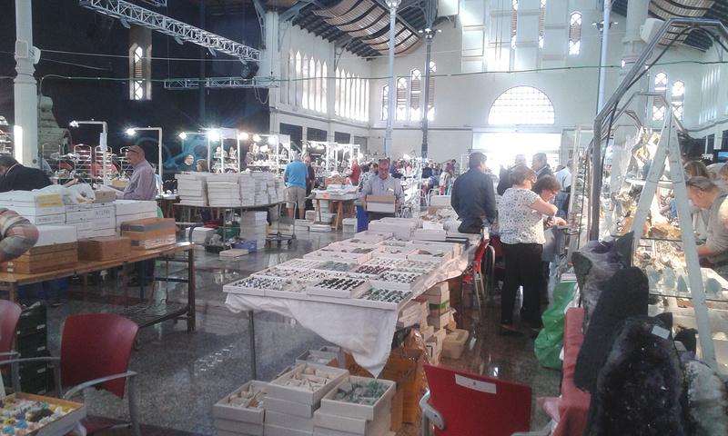 XXI Feria de Minerales y Fósiles de La Unión  Genera10