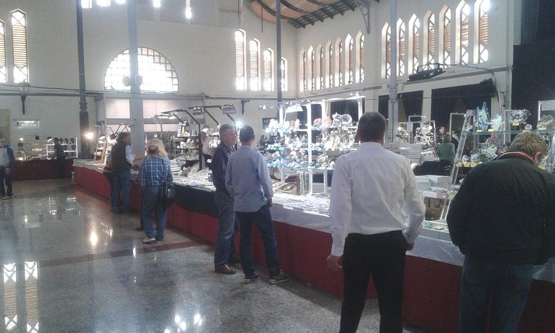 XXI Feria de Minerales y Fósiles de La Unión  Genera11