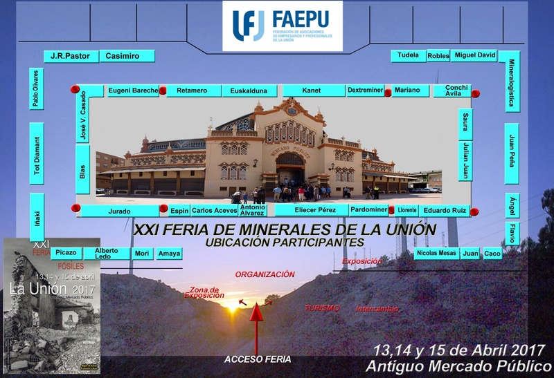 XXI Feria de Minerales y Fósiles de La Unión  Img-2080