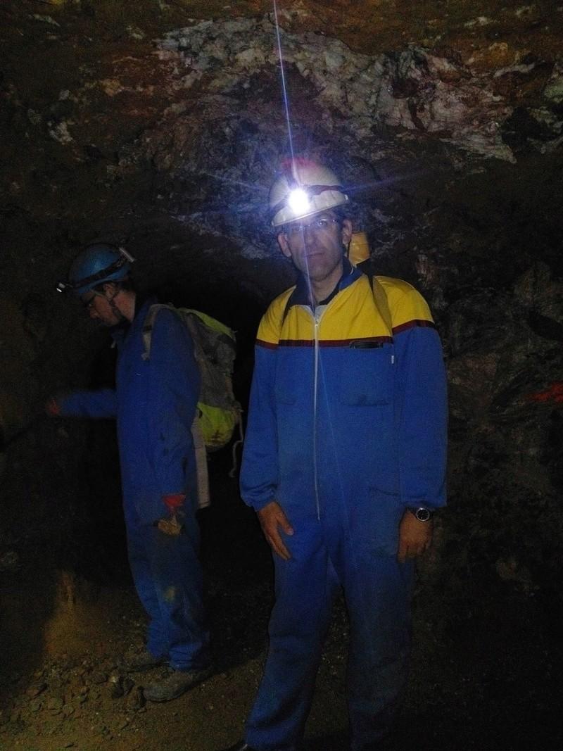 II Encuentro Interpirenaico de Micromineralogia y Sistemática Mineral - Camprodon Img-2099