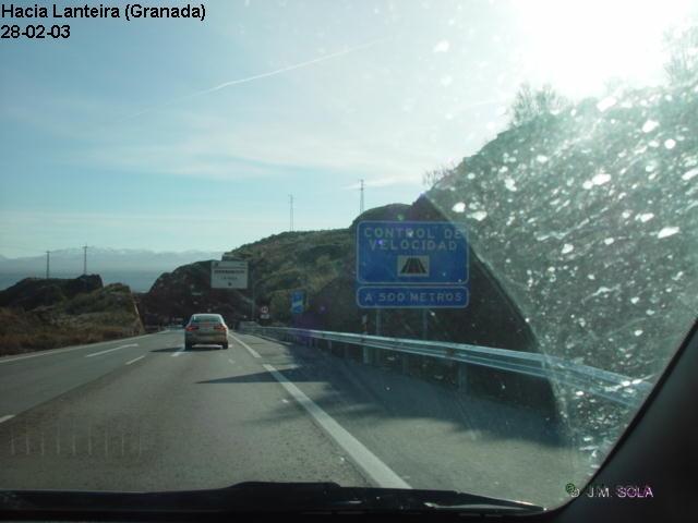 MINAS DEL TIO SEGURO Y GALERIA DEL VAGON,  LANTEIRA (Granada) Lan00210