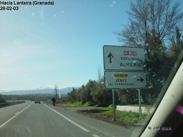 MINAS DEL TIO SEGURO Y GALERIA DEL VAGON,  LANTEIRA (Granada) Lan00310