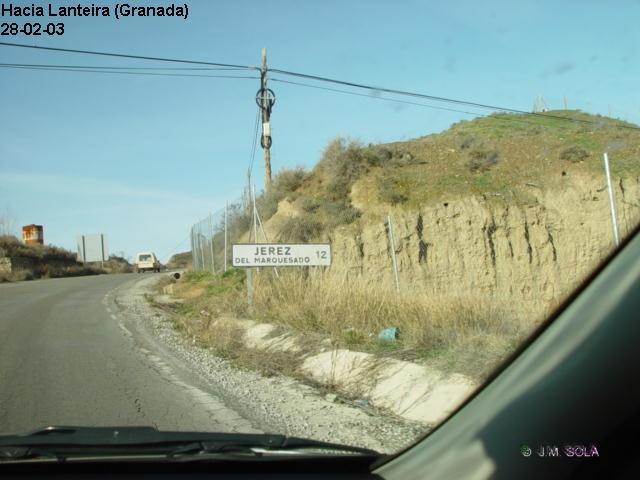 MINAS DEL TIO SEGURO Y GALERIA DEL VAGON,  LANTEIRA (Granada) Lan00410