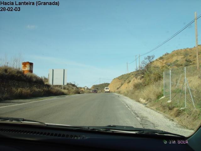 MINAS DEL TIO SEGURO Y GALERIA DEL VAGON,  LANTEIRA (Granada) Lan00510