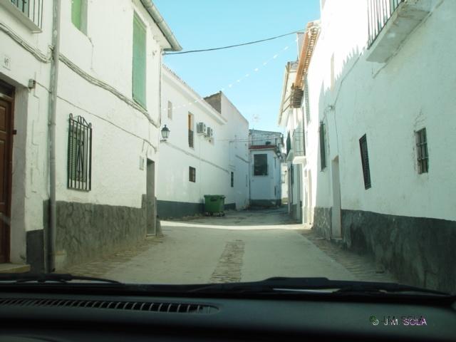 MINAS DEL TIO SEGURO Y GALERIA DEL VAGON,  LANTEIRA (Granada) Lan01110