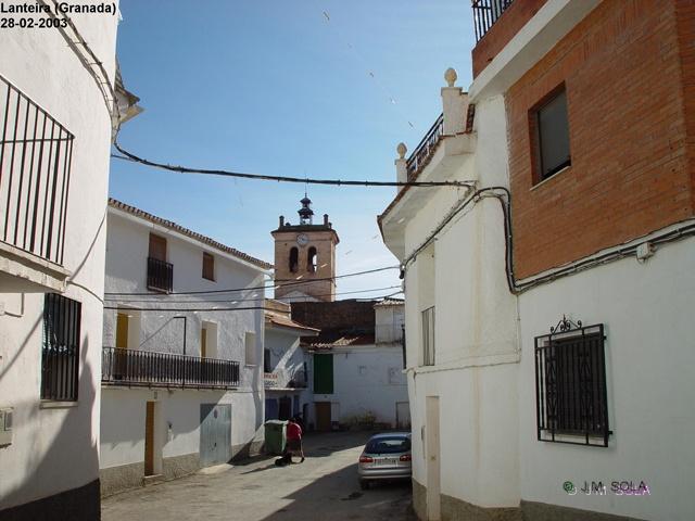 MINAS DEL TIO SEGURO Y GALERIA DEL VAGON,  LANTEIRA (Granada) Lan01210