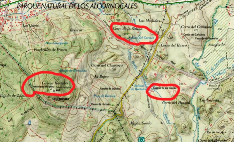 Salinas de Prado del Rey Salina10