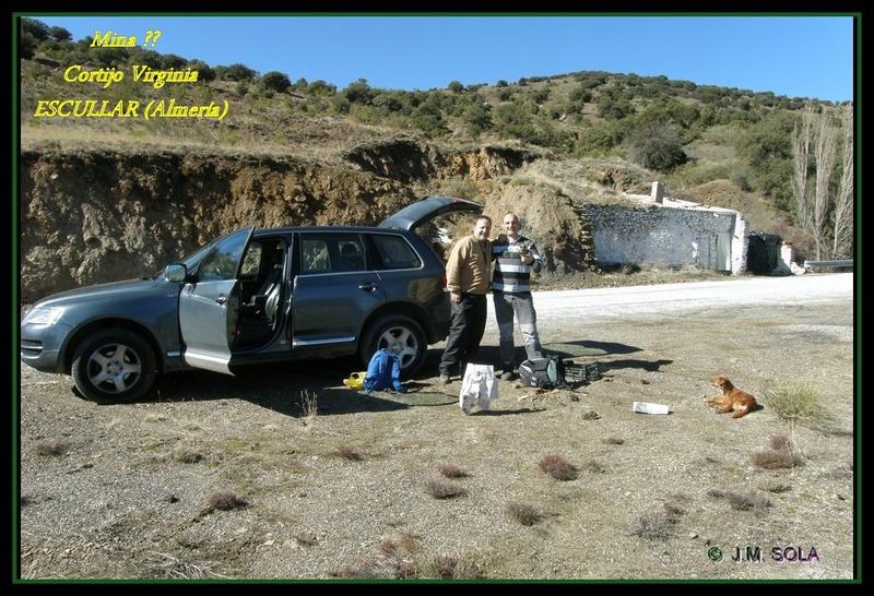 MINAS DEL GENERAL, CORTIJO VIRGINIA, ESCULLAR (Almería) Virc9d10
