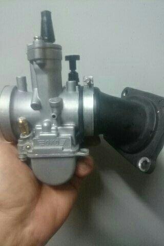 Essais carburateur oko 32mm 14958611