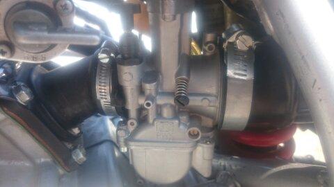 Essais carburateur oko 32mm 14959610