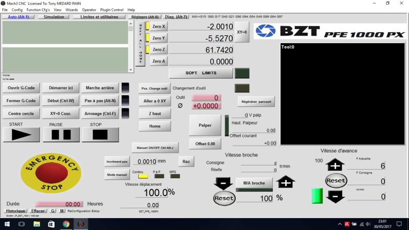 BZT 1000 PX Installation et mise en route... - Page 6 Captur17
