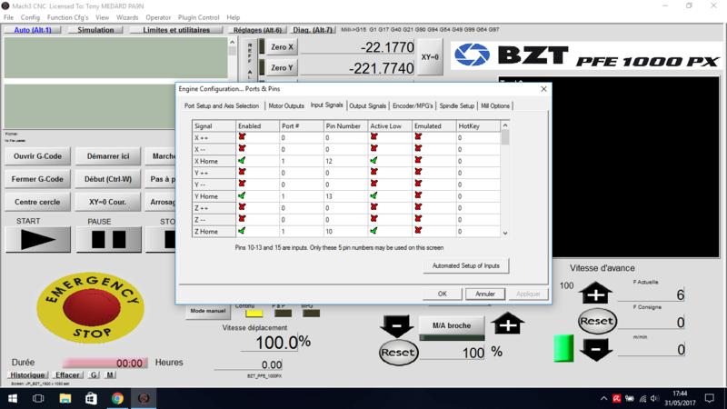 BZT 1000 PX Installation et mise en route... - Page 6 Captur18