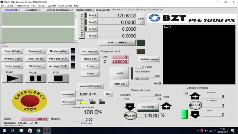 BZT 1000 PX Installation et mise en route... - Page 7 Captur19