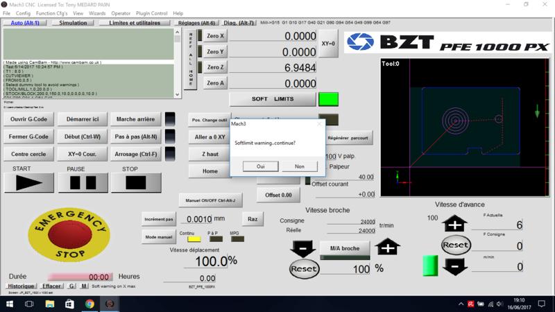 BZT 1000 PX Installation et mise en route... - Page 9 Captur20