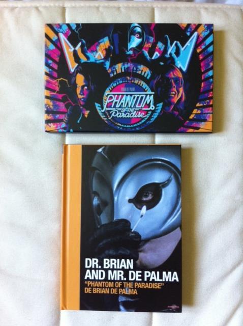 Phantom of the Paradise [Édition Coffret Ultra Collector - Bluray + DVD + Livre] Phanto14