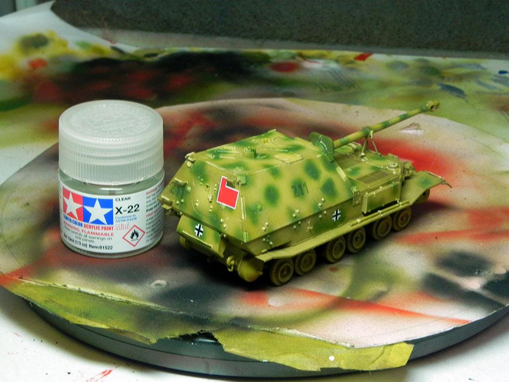 Sd.Kfz. 184 Ferdinand - ГОТОВО 03312