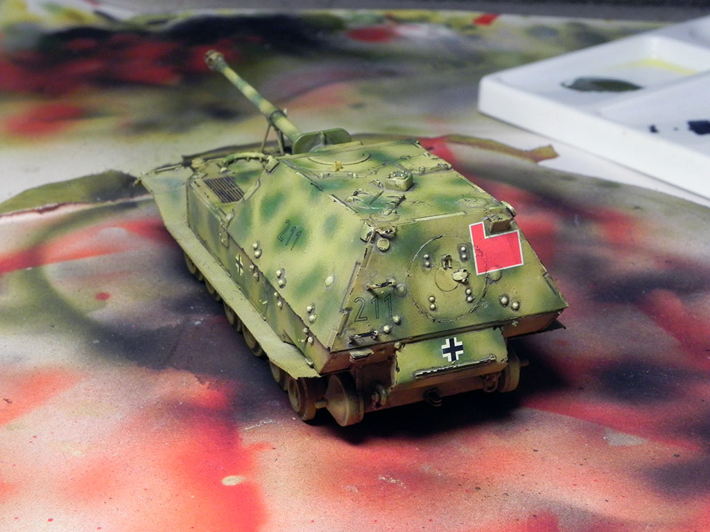 Sd.Kfz. 184 Ferdinand - ГОТОВО 04411