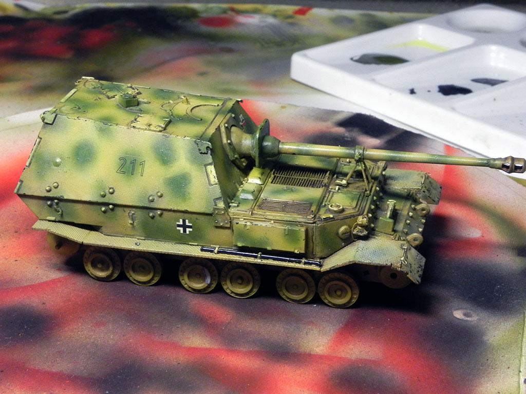 Sd.Kfz. 184 Ferdinand - ГОТОВО 04511