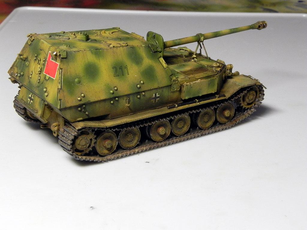 Sd.Kfz. 184 Ferdinand - ГОТОВО - Страница 2 05411