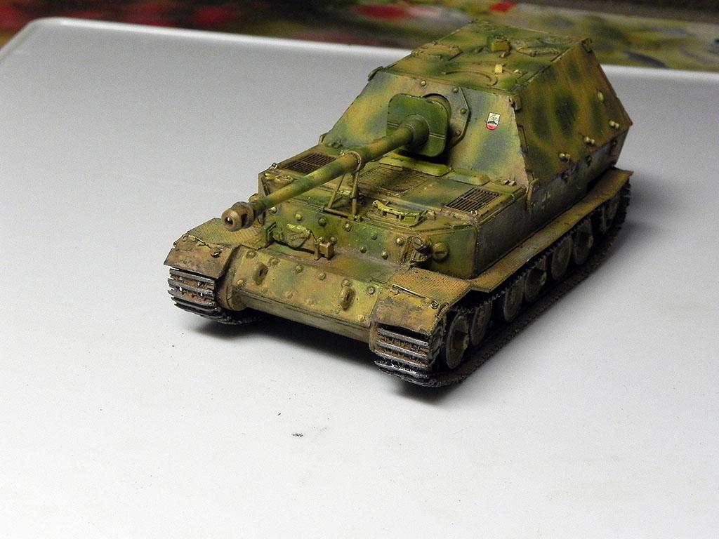 Sd.Kfz. 184 Ferdinand - ГОТОВО - Страница 2 05511