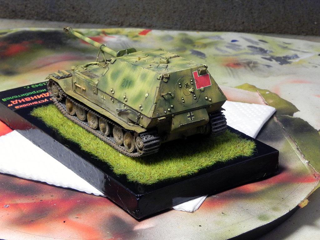 Sd.Kfz. 184 Ferdinand - ГОТОВО - Страница 2 06411