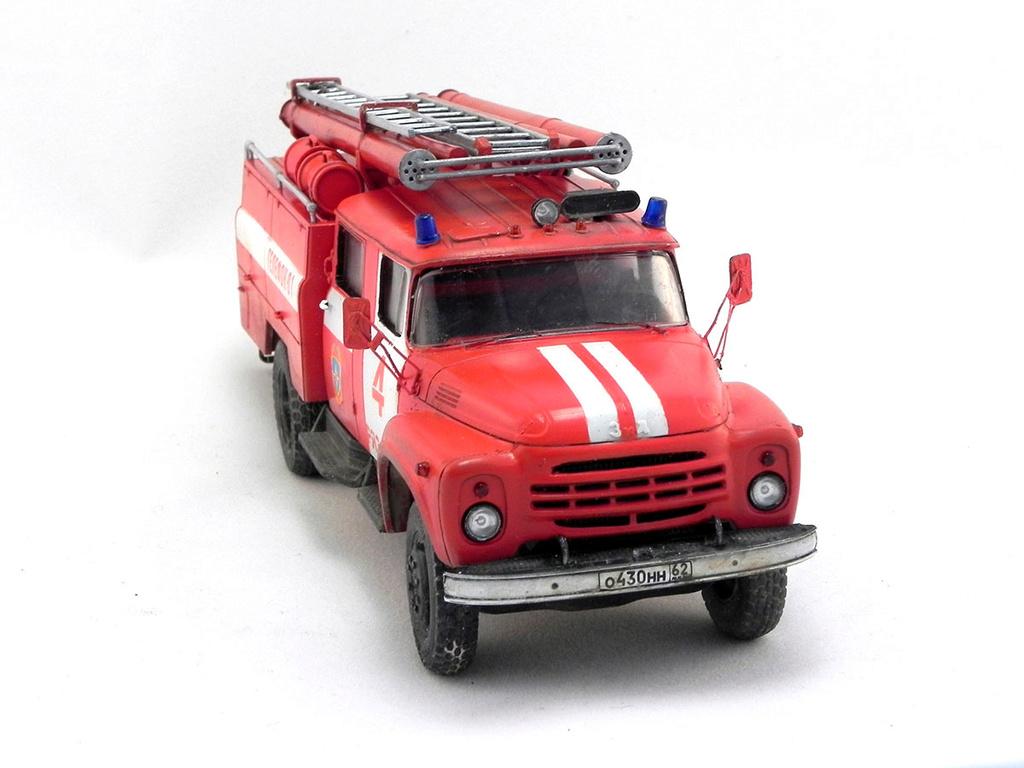Пожарные машины россии модели кухня богата
