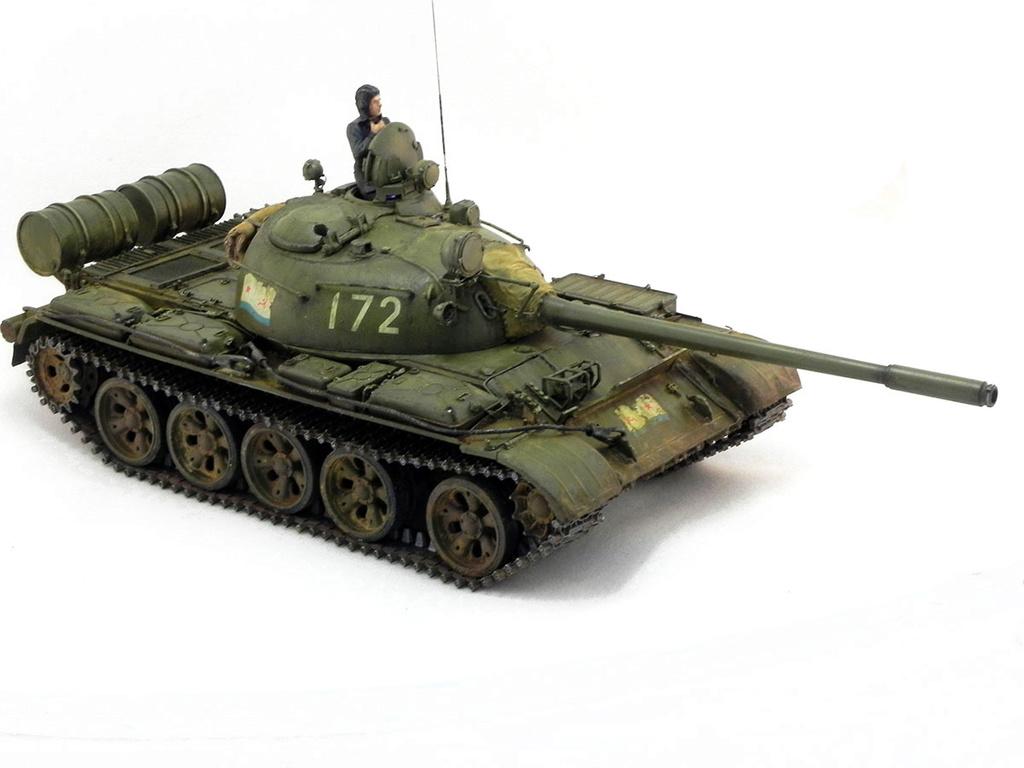 Т-55А. 1/35 Tamia 20210