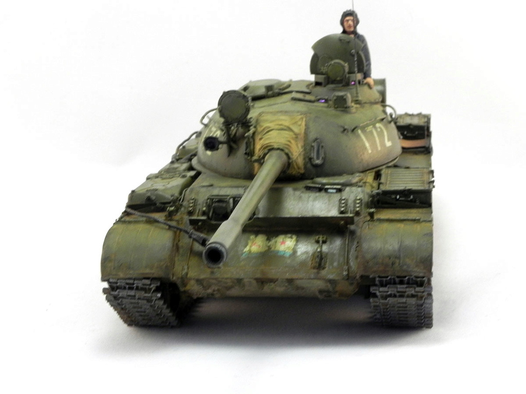 Т-55А. 1/35 Tamia 20310