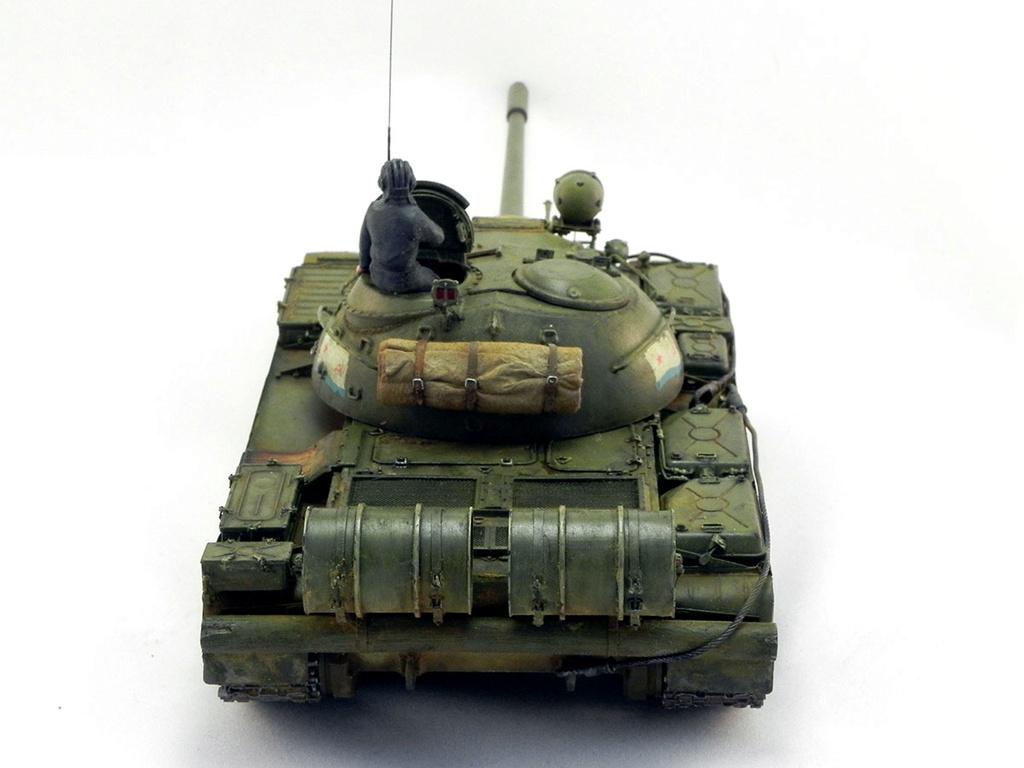 Т-55А. 1/35 Tamia 20610
