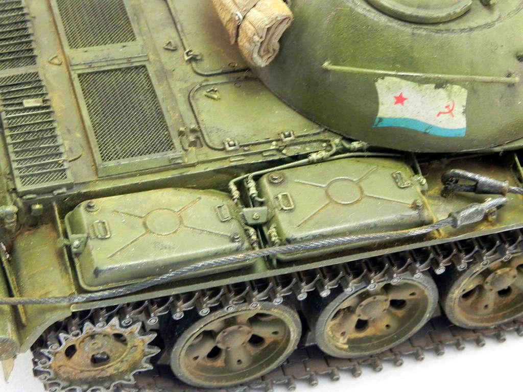 Т-55А. 1/35 Tamia 21110