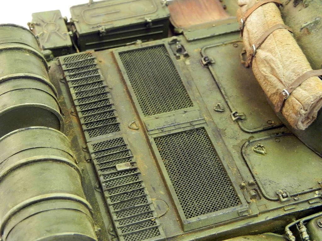 Т-55А. 1/35 Tamia 21210