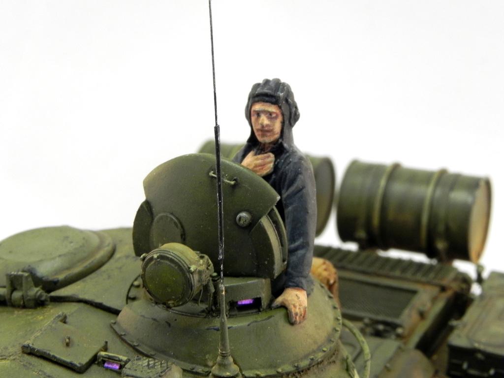 Т-55А. 1/35 Tamia 21310