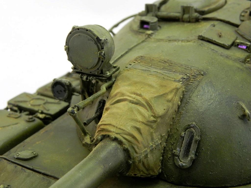 Т-55А. 1/35 Tamia 21510