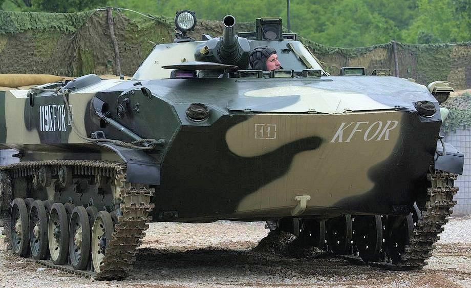 """БМД-1П 1/35 """"Звезда"""" и немного """"Скифа"""" Panda210"""