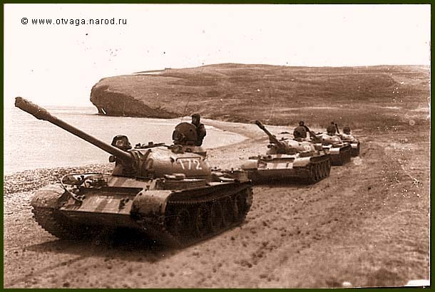 Т-55А. 1/35 Tamia S3k10x10