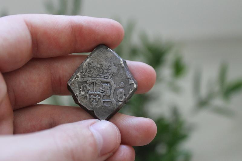 8 Reales macuquinos Felipe V Guatemala Img_1012
