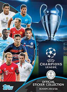 Champions League 2015-2016 (1-619, 246Β, 247Β, 348Β, 349Β) 216910