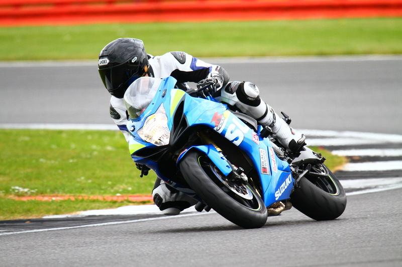 Track Day em Silverstone GSX-R600 310
