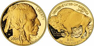 Elección de moneda de inversión en oro Americ10