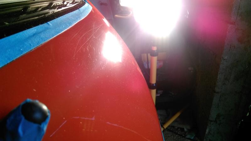 Rénovation carrosserie 205 gti vallelunga Imag1310